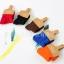 S523-1**พร้อมส่ง** (ปลีก+ส่ง) ถุงเท้าข้อยาว แฟชั่นเกาหลี คละสี มี 10 คู่ต่อแพ็ค เนื้อดี งานนำเข้า(Made in China) thumbnail 5