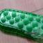 K010-GR**พร้อมส่ง** (ปลีก+ส่ง) รองเท้านวดสปา เพื่อสุขภาพ ปุ่มใหญ่ สีเขียว ถอดพื้นทำความสะอาดได้ ส่งคู่ละ 180 บ. thumbnail 4