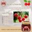 สครับผิวขาว Acerola Cherry Scrub Gel ลิตเติ้ล เบบี้ อเซโรล่า เชอร์รี่ สครับ เจล thumbnail 6