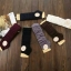 S524**พร้อมส่ง** (ปลีก+ส่ง) ถุงขา ข้อยาว แฟชั่นเกาหลี คละสี มี 12 คู่ต่อแพ็ค เนื้อดี งานนำเข้า(Made in China) thumbnail 1