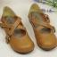 [พร้อมส่ง ] & Pre-Ordr รองเท้าตุ๊กตา-สีน้ำตาล thumbnail 3