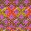 wb0194C ไทยรวมดอกเข็ม ชุดสีอ่ำ thumbnail 1