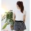 เสื้อผ้าแฟชั่น set 2 ชิ้น เสื้อ+กางเกง และเข็มกลัดดอกไม้ แฟชั่นเกาหลีสวยๆ ครับ thumbnail 7