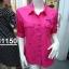 H1150 เสื้อเชิ้ตหญิง ปักแมงปอ thumbnail 5