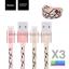 สายชาร์จ Hoco X3 ชาร์จได้ทั้ง Micro USB และ iPhone 5/6/7 ในเส้นเดียว ราคา 119 บาท ปกติ 310 บาท thumbnail 1