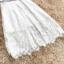 ชุดเดรสผ้าลูกไม้ เนื้อดีสีขาว คอเสื้อ เอว ปลายแขนเสื้อคาดด้วยแถบผ้ายืดได้ thumbnail 11