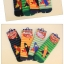 U037-14**พร้อมส่ง** (ปลีก+ส่ง) ถุงเท้า Q House แฟชั่นเด็กโต(3-6 ปี) มีกันลื่น เนื้อดี งานนำเข้า ( Made in China) thumbnail 2