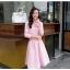 เสื้อผ้าแฟชั่น set เสื้อ และกระโปรงสีชมพูสวยมากๆ thumbnail 5