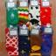 S250**พร้อมส่ง** (ปลีก+ส่ง) ถุงเท้าแฟชั่นเกาหลี ข้อยาว คละ 8 ลาย มี 12 คู่ต่อแพ็ค เนื้อดี งานนำเข้า(Made in China) thumbnail 21