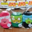 U029-1**พร้อมส่ง** (ปลีก+ส่ง) ถุงเท้าเด็กอ่อน วัย 0-6 เดือน ลายการ์ตูนน่ารัก พื้นมีกันลื่น เนื้อดี งานนำเข้า ( Made in China) thumbnail 1
