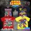 เสื้อยืดเด็ก JUSTICE LEAGUE Kid : T Shirt JL-TS-5276 ลดเหลือ 159 บาท ปกติ 500 บาท thumbnail 1