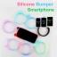 เคส ซิลิโคน Silicone Bumper Smartphone thumbnail 1