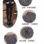 ถุงเท้ายาวเหนือเข่า สีดำเรียบ thumbnail 3