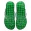 K023-GR **พร้อมส่ง** (ปลีก+ส่ง) รองเท้านวดสปา เพื่อสุขภาพ ปุ่มเล็ก (ใส) หูหนีบ สีเขียว ส่งคู่ละ 120 บ. thumbnail 4