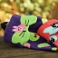 S141**พร้อมส่ง** (ปลีก+ส่ง) ถุงเท้าแฟชั่นเกาหลี พับข้อ มีหู เนื้อดี งานนำเข้า(Made in china) thumbnail 14