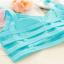 บรา3สาย 3-stripe bras บราสายไขว้ สไตล์สปอร์ตบราขนาดฟรีไซต์ 32/34/36 Candy Color thumbnail 9