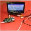 7-inch LCD screen TFT with AV cable for Raspberry Pi Type B2 generation thumbnail 1