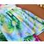 ชุดว่ายน้ำวันพีช โทนสีฟ้า ลายดอกไม้สวยสดใส หวานปนเซ็กซี่ thumbnail 12
