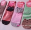 S276**พร้อมส่ง** (ปลีก+ส่ง) ถุงเท้าแฟชั่นเกาหลี ข้อยาว ลายแมว เนื้อดี งานนำเข้า(Made in China) thumbnail 20