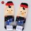 A031**พร้อมส่ง**(ปลีก+ส่ง) ถุงเท้าแฟชั่นเกาหลี ข้อสูง มีหมวก มี 4 แบบ เนื้อดี งานนำเข้า( Made in Korea) thumbnail 7
