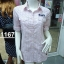 เสื้อเชิ้ตแฟชั่นผู้หญิง H1167 thumbnail 4