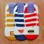 S192 **พร้อมส่ง** (ปลีก+ส่ง) ถุงเท้า ผ้าใบ ข้อสั้นใต้ตาตุ่ม มีซิลิโคนกันหลุดด้านหลัง มี 3 สี(แบบ) เนื้อดี งานนำเข้า(Made in China) thumbnail 19