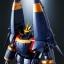 Soul of Chogokin GX-34R Gunbuster Buster Gokin Color Ver. thumbnail 2
