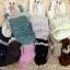 S090**พร้อมส่ง** (ปลีก+ส่ง) ถุงเท้าแฟชั่น ลูกไม้ญี่ปุ่น เนื้อดี งานนำเข้า(Made in china) thumbnail 1