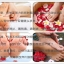 K018 **พร้อมส่ง** (ปลีก+ส่ง) รองเท้านวดสปา เพื่อสุขภาพ ปุ่มเล็ก แบบถอดประกอบได้ มี 4 สี ส่งคู่ละ 80 บ. thumbnail 7