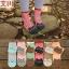 S276**พร้อมส่ง** (ปลีก+ส่ง) ถุงเท้าแฟชั่นเกาหลี ข้อยาว ลายแมว เนื้อดี งานนำเข้า(Made in China) thumbnail 2