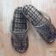 K013-BK **พร้อมส่ง** (ปลีก+ส่ง) รองเท้านวดสปา เพื่อสุขภาพ ปุ่มเล็ก (ใส) หูหนีบ สีดำ ส่งคู่ละ 80 บ. thumbnail 6