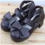 [พรีออเดอร์] รองเท้าโลลิต้า (โทนสีเดียว) น่ารักๆ สำหรับสาวๆที่ชื่นชอบสไตล์โลลิต้าสุดชิค thumbnail 4