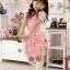 U041**พร้อมส่ง** (ปลีก+ส่ง) ถุงเท้าแฟชั่น เด็กหญิง ข้อยาว แต่งลูกไม้ เนื้อดี งานนำเข้า ( Made in China) thumbnail 5