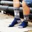 S374**พร้อมส่ง** (ปลีก+ส่ง) ถุงเท้าแฟชั่นเกาหลี ชาย ข้อยาว เนื้อดี งานนำเข้า(Made in china) thumbnail 8