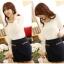 เสื้อทำงาน เสื้อแฟชั่น เสื้อเกาหลี เสื้อแขนยาว ผ้าชีฟอง ประดับพลอยที่คอ เสื้อสีขาว สวยมากๆ (พร้อมส่ง) thumbnail 2