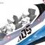 1/72 Macross Delta VF-31J Siegfried (Hayate Immelmann Custom) Plastic Model thumbnail 16