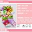 U037-21**พร้อมส่ง** (ปลีก+ส่ง) ถุงเท้า Q - House แฟชั่นเด็กเล็ก หญิง (1-3 ปี) มีกันลื่น เนื้อดี งานนำเข้า ( Made in China) thumbnail 10