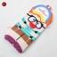 A009**พร้อมส่ง**(ปลีก+ส่ง) ถุงเท้าแฟชั่นเกาหลี ลายจมููก 3 มิติ มี 5 แบบ เนื้อดี งานนำเข้า( Made in Korea) thumbnail 5