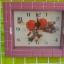 นาฬิกา 8.5 x7.5 นิ้ว คละลาย 6 ชิ้น รหัส 0218 thumbnail 2