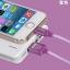 สายชาร์จ iPhone 5/6 Golf Silk Screen Cable GF-02i ลดเหลือ 85 บาท ปกติ 220 บาท thumbnail 8