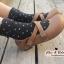 [พิเศษ 2 คู่ 100 ] ถุงเท้าลายจุดพับข้อสไตล์ญี่ปุ่น thumbnail 9