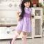 U041**พร้อมส่ง** (ปลีก+ส่ง) ถุงเท้าแฟชั่น เด็กหญิง ข้อยาว แต่งลูกไม้ เนื้อดี งานนำเข้า ( Made in China) thumbnail 9