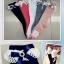 U041**พร้อมส่ง** (ปลีก+ส่ง) ถุงเท้าแฟชั่น เด็กหญิง ข้อยาว แต่งลูกไม้ เนื้อดี งานนำเข้า ( Made in China) thumbnail 11