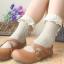 ถุงเท้าวินเทจสไตล์ผู้หญิง แสนน่ารัก สี 4 สี thumbnail 5