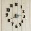 นาฬิกาติดผนัง DIY สีดำ thumbnail 1