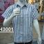 H3001 เสื้อเชิ๊ตสก้อตแขนสั้น ผู้ชาย thumbnail 2