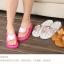 K011 **พร้อมส่ง** (ปลีก+ส่ง) รองเท้านวดสปา เพื่อสุขภาพ ปุ่มเล็ก (การ์ตูน) ส่งคู่ละ 150 บ. thumbnail 19