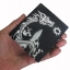 กระเป๋าสตางค์ปลากระเบน ลายมังกรขาวสงบเรียบร้อย Line id : 0853457150 thumbnail 3