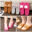 K011 **พร้อมส่ง** (ปลีก+ส่ง) รองเท้านวดสปา เพื่อสุขภาพ ปุ่มเล็ก (การ์ตูน) ส่งคู่ละ 150 บ. thumbnail 1