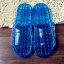 K012 **พร้อมส่ง** (ปลีก+ส่ง) รองเท้านวดสปา เพื่อสุขภาพ ปุ่มเล็ก (ใส) มี 7 สี ส่งคู่ละ 80 บ. thumbnail 20